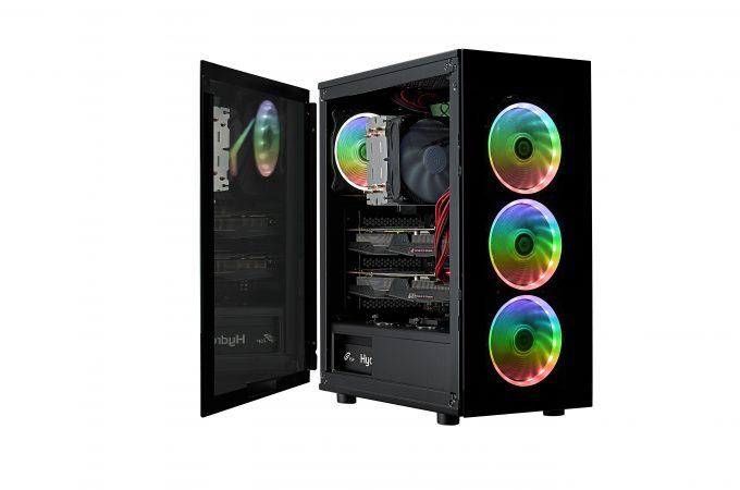 FSP lansează modelul CMT340, o nouă carcasă RGB pentru gaming