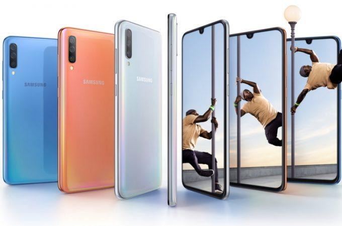 Captează momentul și conectează-te oriunde cu noul Samsung Galaxy A70
