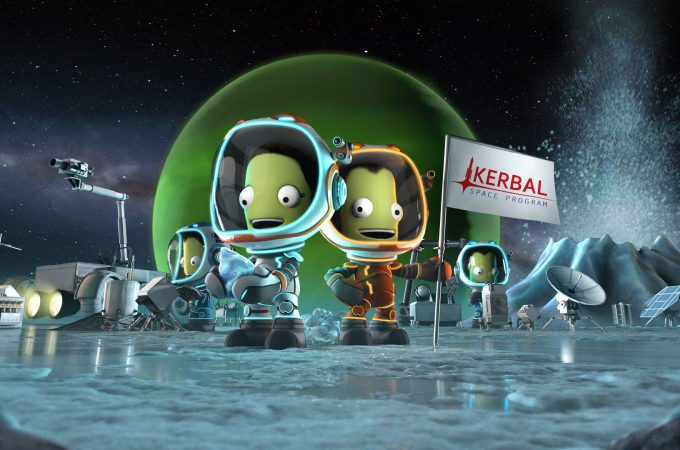S-a lansat expansiunea Kerbal Space Program: Breaking Ground  pentru PC